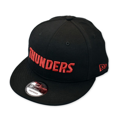 NEW ERA CAP THUNDERSロゴ
