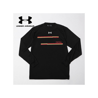 【UNDER ARMOUR】FOR4 ロングスリーブシャツ