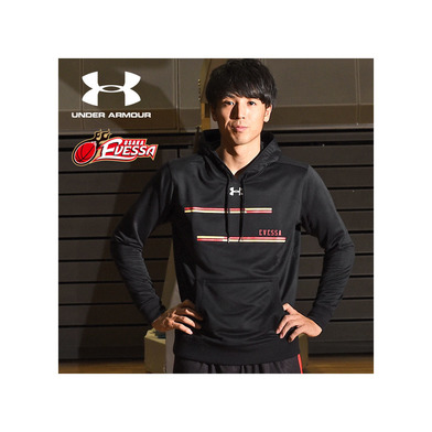 【UNDER ARMOUR】FOR4フーディ