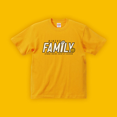 NINERS FAMILY Tシャツ